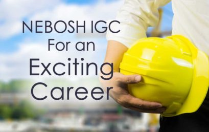 Join NEBOSH IGC for an exciting career in workplace safety