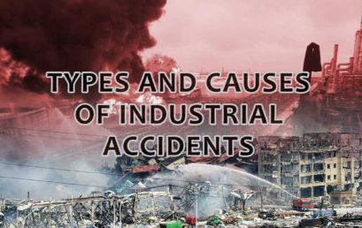 Types and Causes of Industrial Accidents