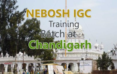 NEBOSH IGC in Chandigarh can make you successful safety professional