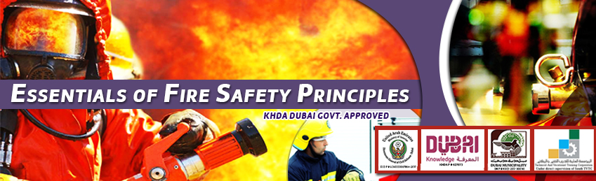Essentials of Fire Safety Principles