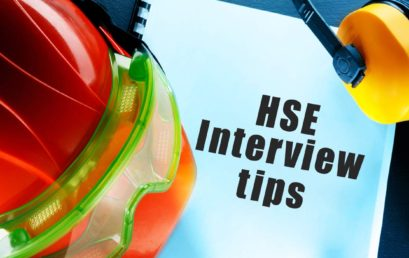 Health and Safety (HSE) interview tips