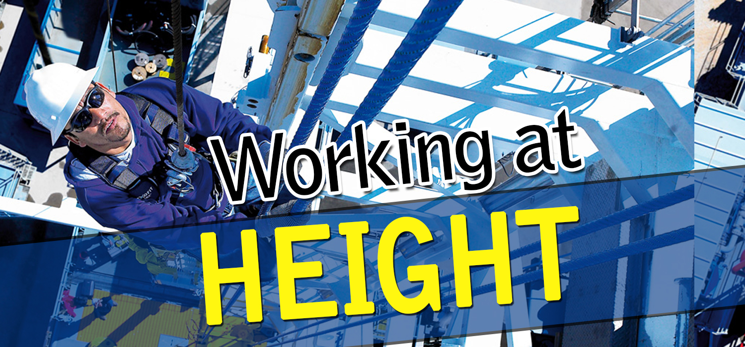 Working at heights – How to choose right personnel for safe works