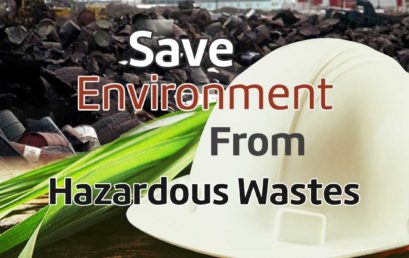 Become HSE expert to save environment from hazardous wastes