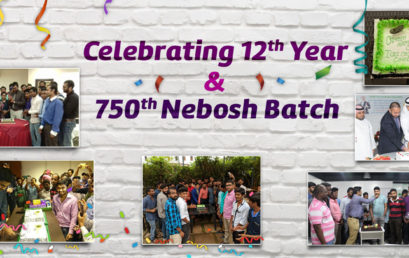 Celebrating 12th Year Of Green World Group & 750th Nebosh Batch