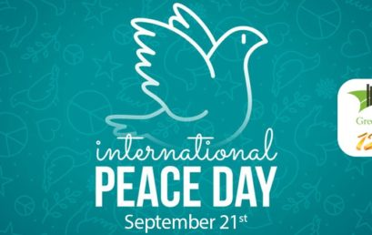 International Day of Peace – September 21