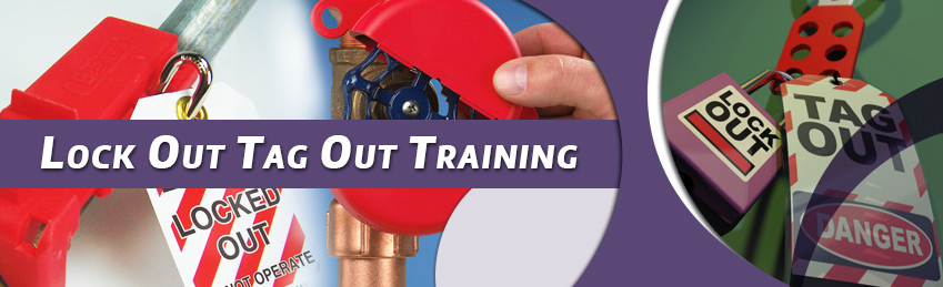 Inhouse Corporate Course Lock Out Tag Out Training