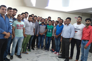 NEBOSH IGC Batch NEW DELHI
