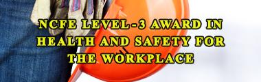 NCFE Level 3 Award