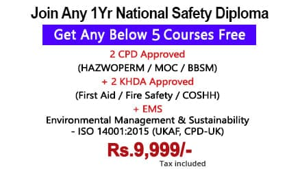 Diploma in Construction Safety Courses in India | Training
