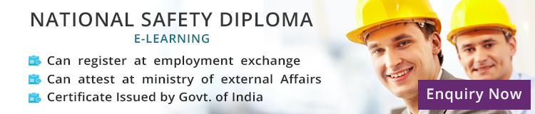 National safety diploma