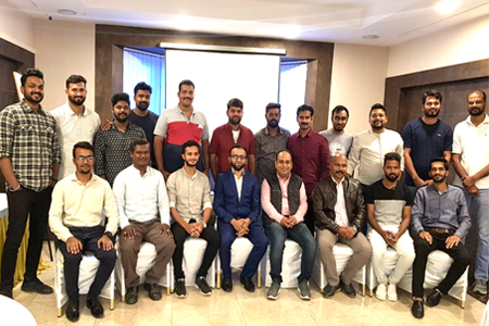 NEBOSH IGC Bangalore Dec 2019 Batch