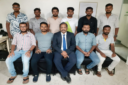 NEBOSH IGC October-2019-Batch CHENNAI