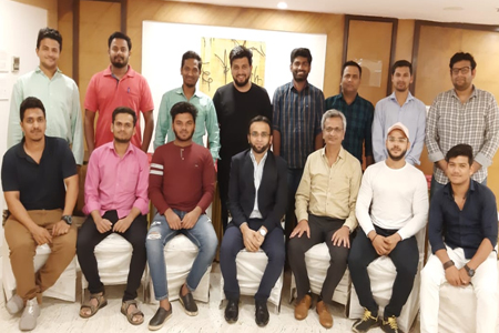 NEBOSH IGC Mumbai mar 2020 Batch