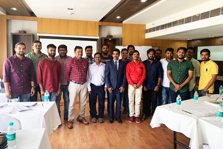 NEBOSH IGC Aug 2019 Batch HYDERABAD
