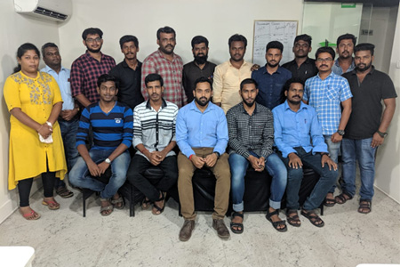 NEBOSH IGC August 2019 Batch CHENNAI