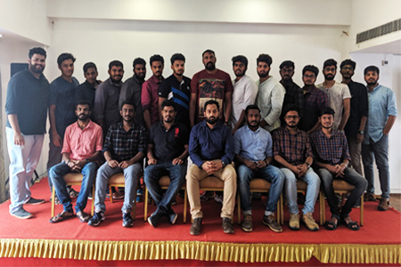 NEBOSH IGC July 2019 Kochi Batch photo