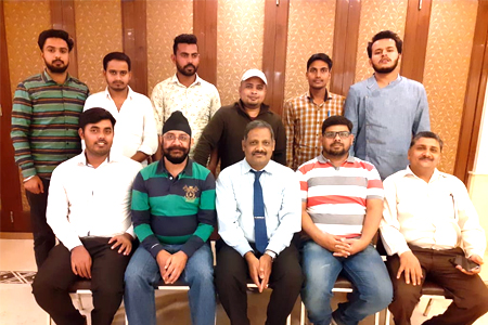 NEBOSH IGC New Delhi Nov 2019 Batch