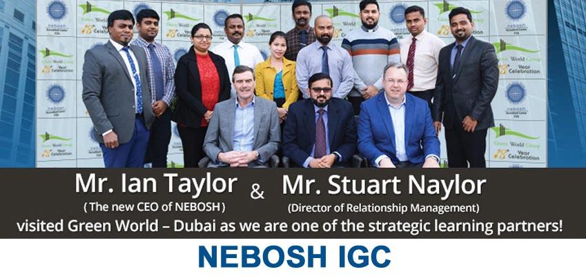 NEBOSH IGC Course Training in India
