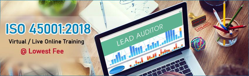 ISO 45001 2018 Lead Auditor Courses in Chennai