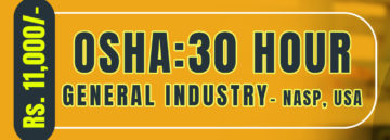 OSHA 30 Hour General Industry Safety Course