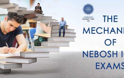 PEDAGOGICS OF NEBOSH IGC : THE MECHANISM OF NEBOSH IGC EXAMS