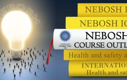 PEDAGOGICS OF NEBOSH IGC : NEBOSH IGC – COURSE OUTLINE