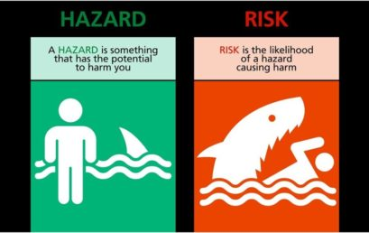 How to differentiate between Hazards & Risks at workplaces