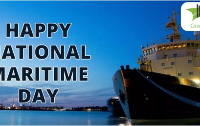 Greeting World Maritime Day
