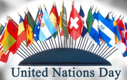GWG wishes friends and families to be united on this United Nation Day