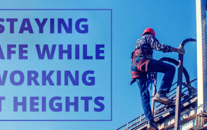 Staying Safe While Working at Heights