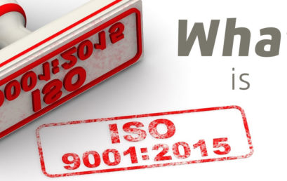 What is ISO 9001 2015