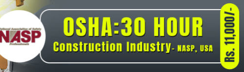 OSHA Construction Industry Safety Course