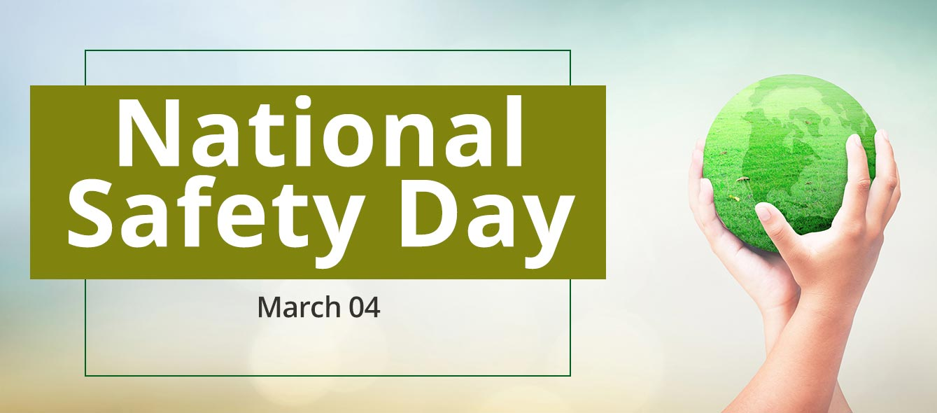 National Safety Day in India