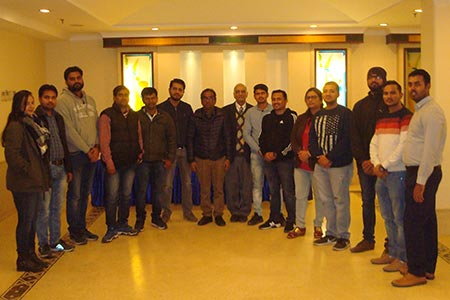 IRCA LEAD AUDITOR Batch NEW DELHI