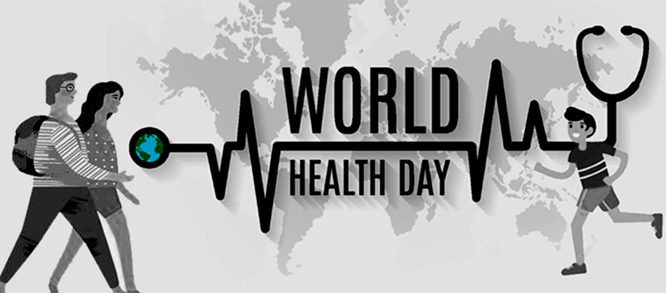 When is world health day celebrated and why?