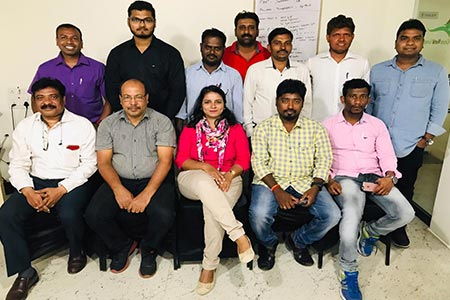 IRCA LEAD AUDITOR Batch CHENNAI