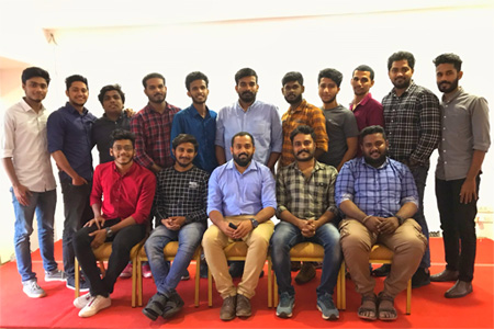 NEBOSH IGC Cochin September 2019 Batch Photo