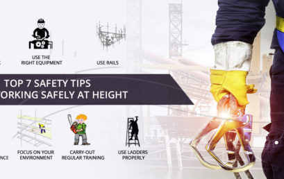 Top 7 Safety Tips For Working Safely at Height