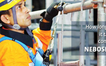 How long does it take to complete NEBOSH IGC