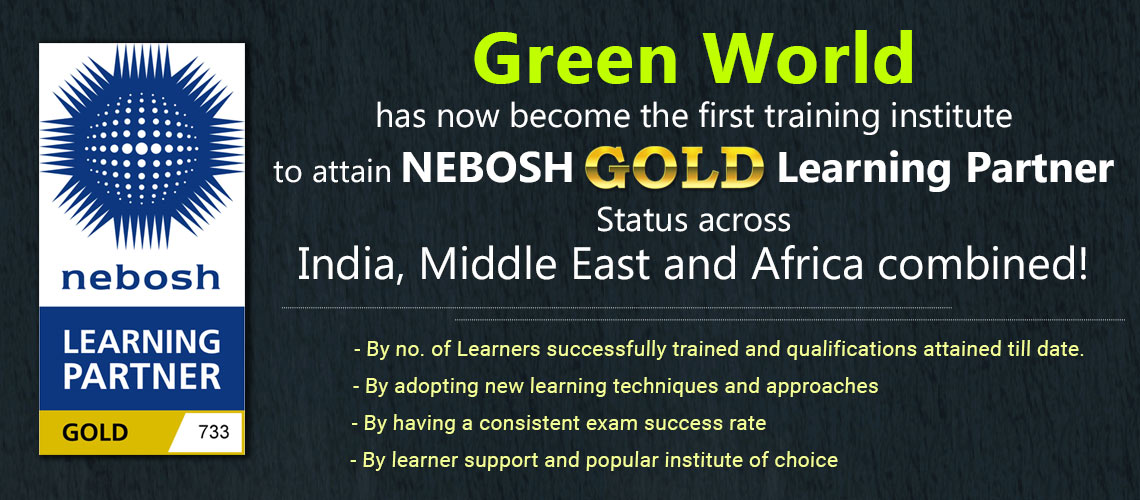 GREEN WORLD – Gold Learning Partner