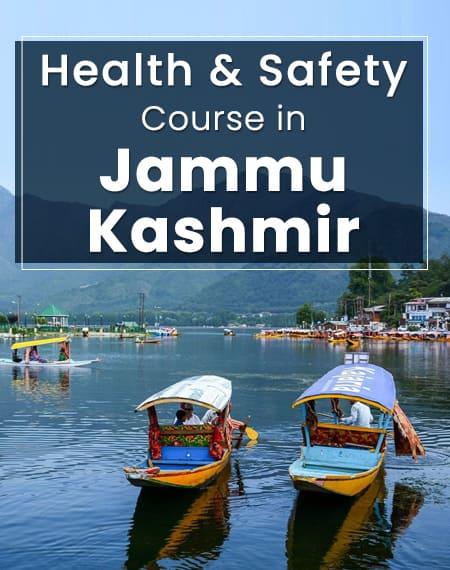 safety course in Jammu Kashmir