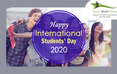 International Students' Day 2020