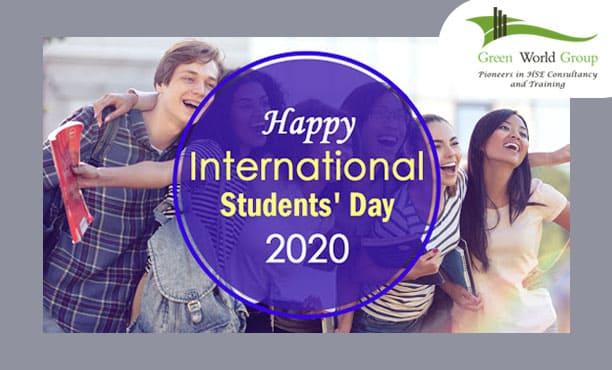 International Students' Day 2020