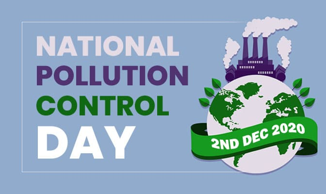 National Pollution Day 2020