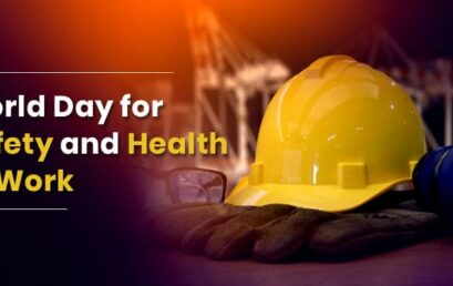 April 28 – World Day for Safety and Health at Work 2021