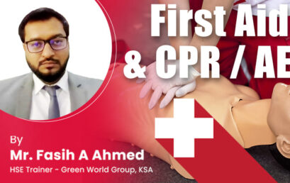 Basic First Aid Course, CPR & AED Training