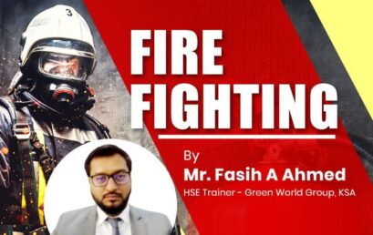 Importance of Fire Fighting Safety Training