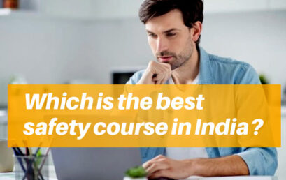 Which is the best safety course in India?