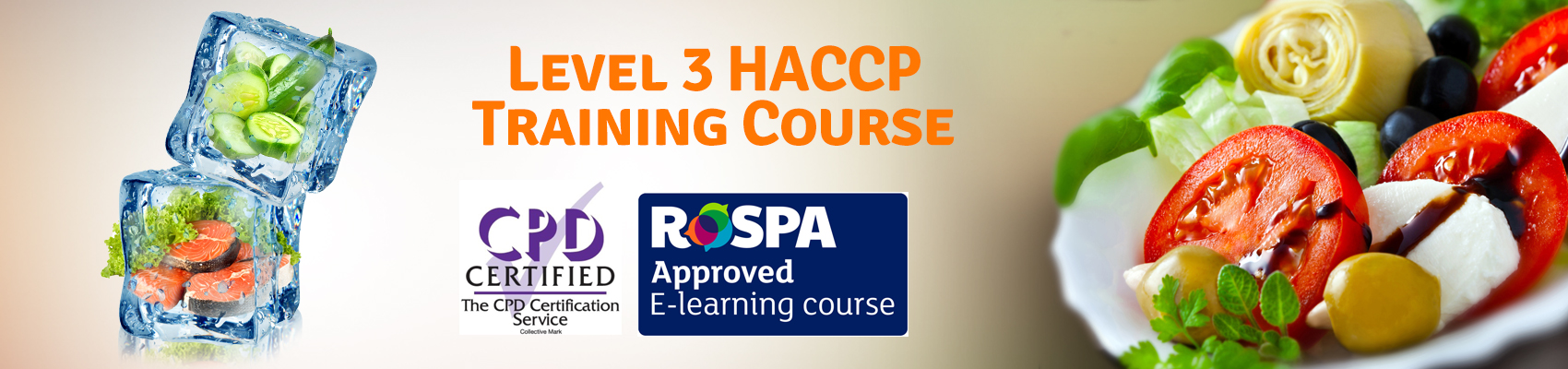 Level 3 HACCP Training Course - GREEN WORLD GROUP INDIA