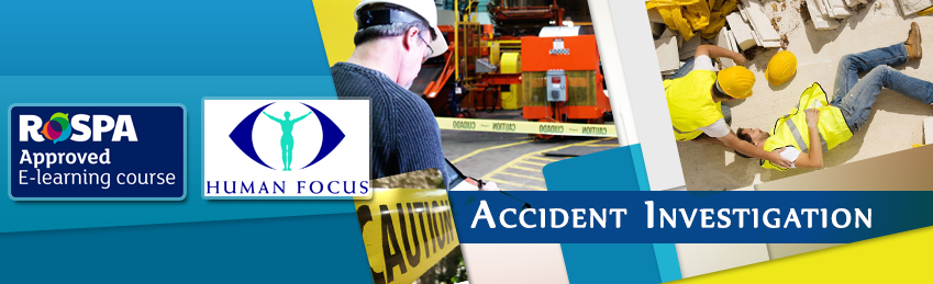 Rospa Accredited Accident Investigation Course
